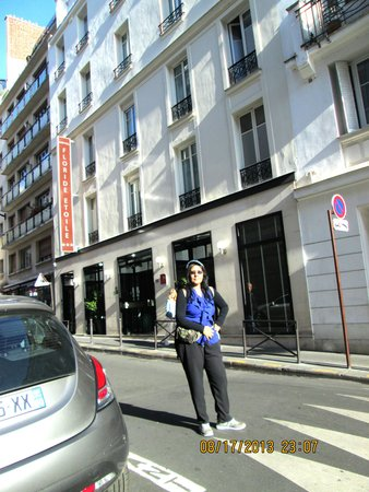 Floride Etoile Hotel: in Rue saint Dider