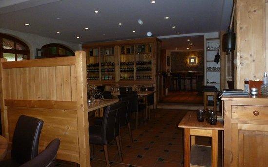 Alisier : Salle de restaurant