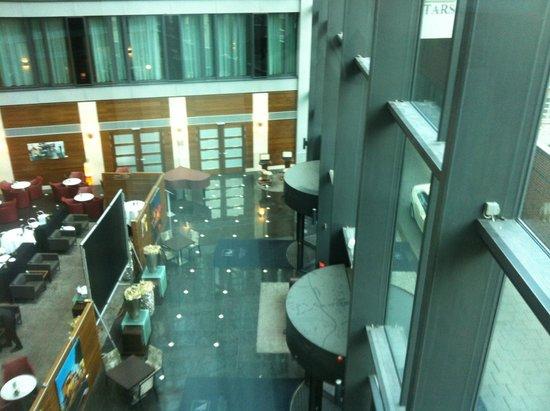 Eurostars Berlin Hotel: Otra vista de la Executive