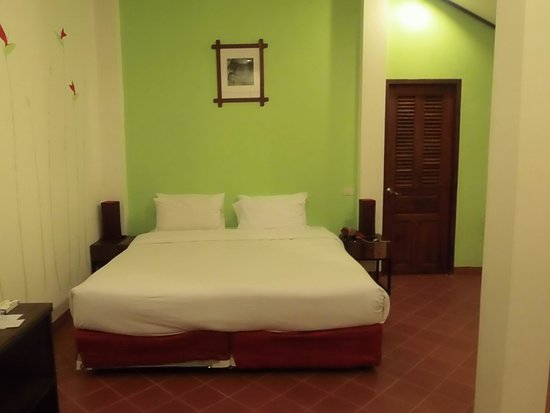 Sanctuary Luang Prabang Hotel: La chambre 503