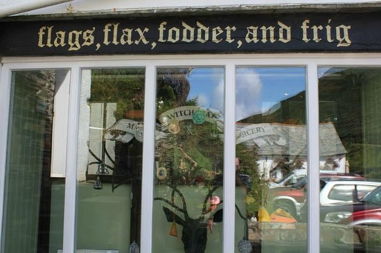The Museum of Witchcraft and Magic: The Museum of Witchcraft, Boscastle
