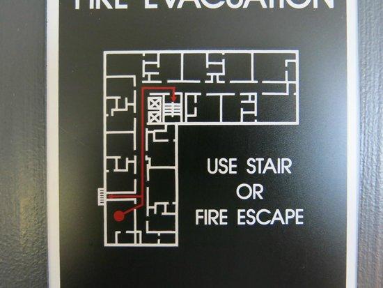Hotel Lucia: Floorplan, 9F