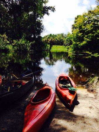 Jupiter, Floryda: Scenic canoeing
