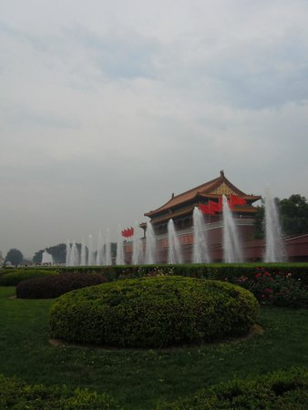 The China Guide Private Tour: Entrance to the forbidden city from Tiananmen Square