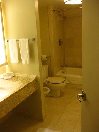 Hotel Omni Mont-Royal : ok washroom
