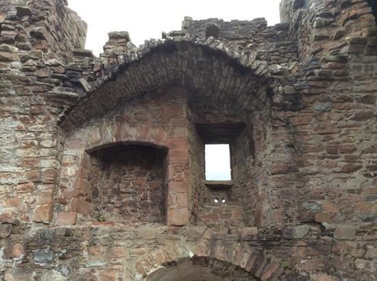 Urquhart Castle: Kitchen