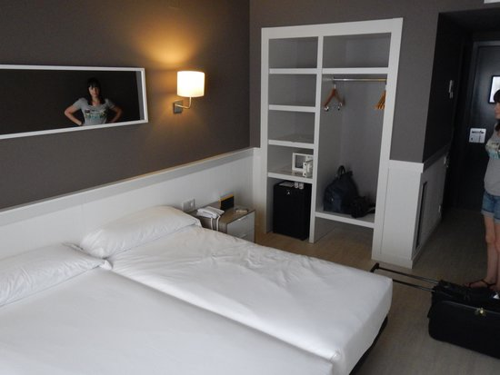 Hotel Paral - lel : Chambre