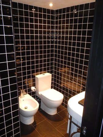 Hotel Paral - lel: Salle de bain