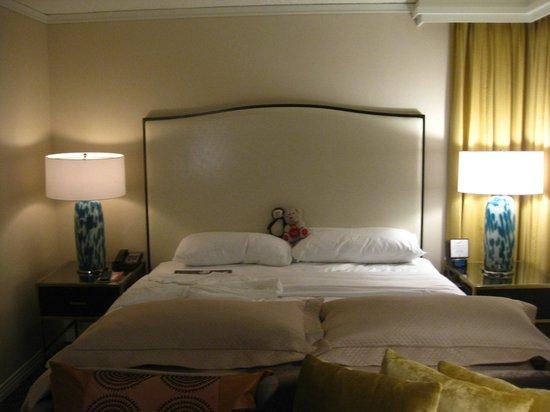 Hotel Omni Mont-Royal : decent beds