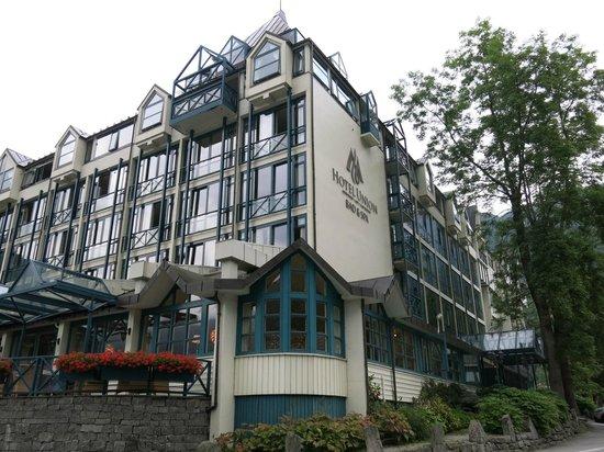 Hotel Union Geiranger: Hotel
