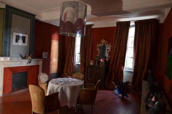 Chambre Avec Vue : salon