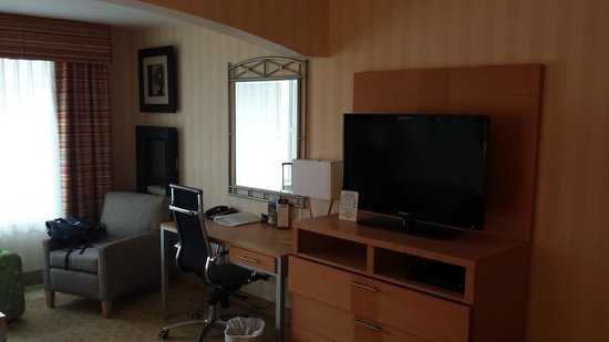 Holiday Inn Express Hotel & Suites Pacifica: camera