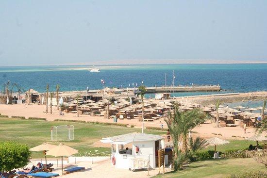 Mercure Hurghada Hotel: view