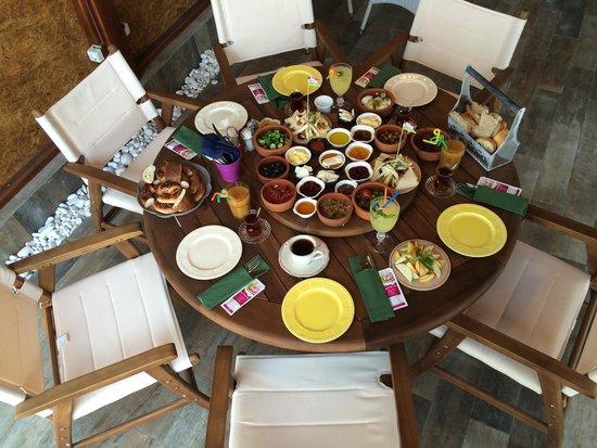 Cook Point Boutique Restaurant: CookPoint ve muhteşem kahvaltısı