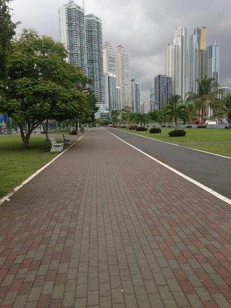 Canal de Panamá: #Cinta costera #PanamaCity