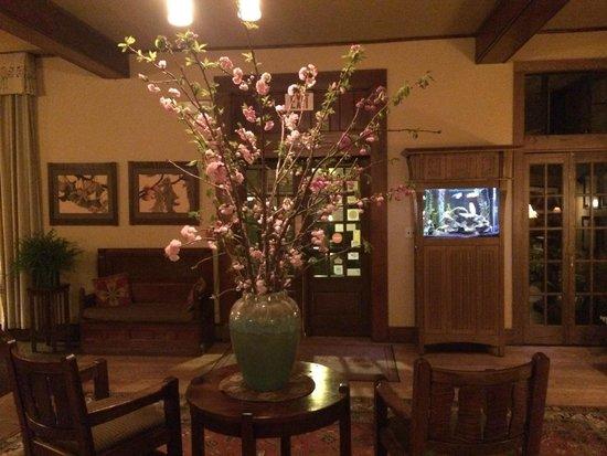 Ledges Hotel: Lobby