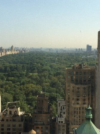 Le Parker Meridien New York: Room with a view