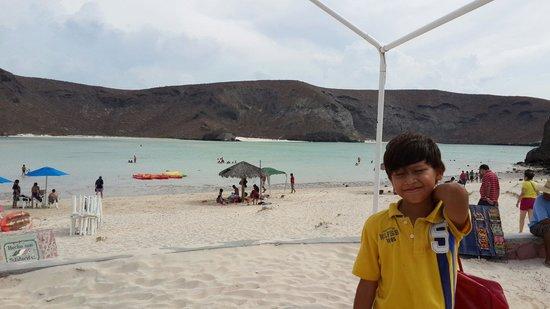 Balandra Beach: Naturaleza casi virgen...