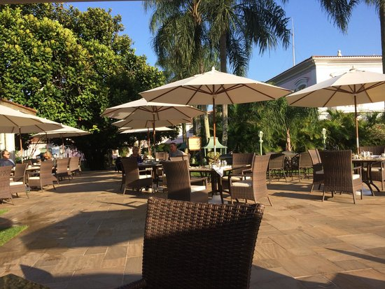 Belmond Hotel das Cataratas: Breakfast area