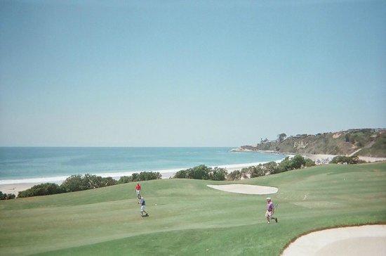 Dana Point, CA: The Ocean/Beach & Golf