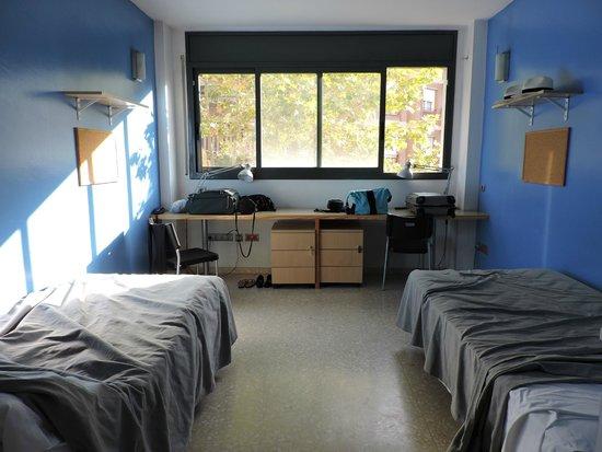 Residencia Onix : camera da letto