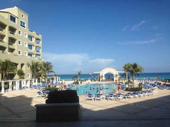 Gran Caribe Resort: Piscina do Resort