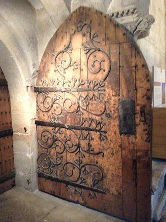 Wells Cathedral: Beautiful door