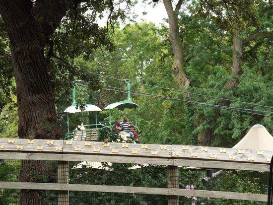 Henry Doorly Zoo: Skyfari