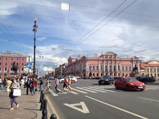 Nevsky Prospekt: Nevsky