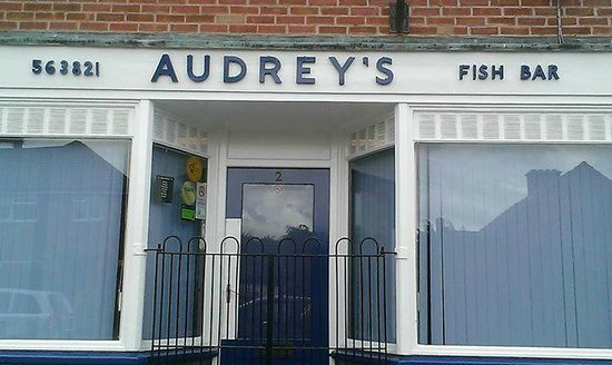 ‪Audrey's Fish & Chips‬