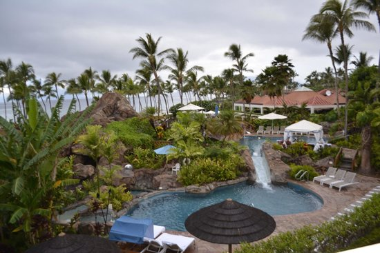 Grand Wailea - A Waldorf Astoria Resort: Kids pool area