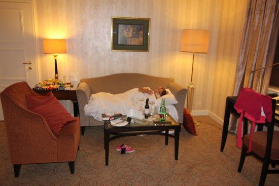 InterContinental Wien: suite