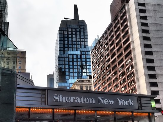 Sheraton New York Times Square Hotel : From the lounge