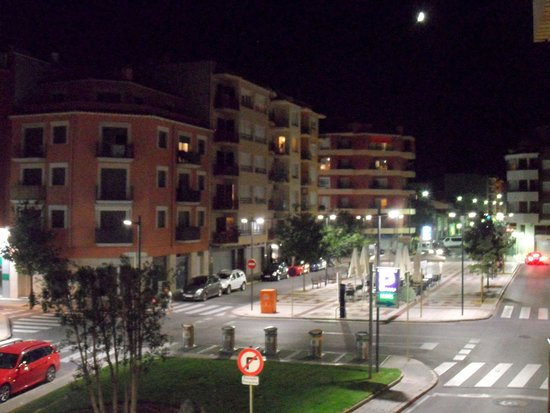 Port Eugeni: Night view