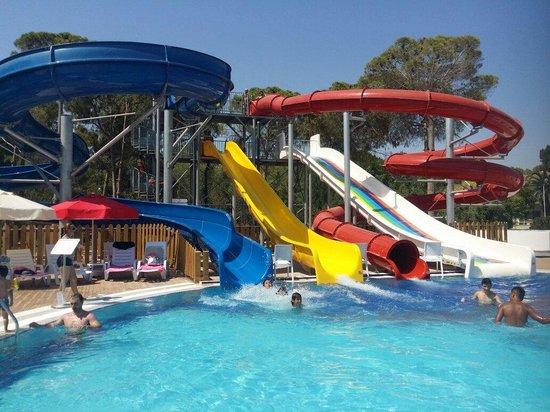 Salamis Bay Conti: Scivoli