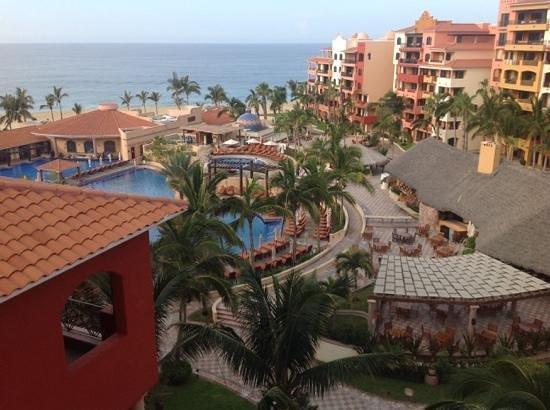 Playa Grande Resort: View from Building G