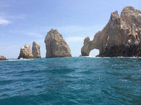 Playa Grande Resort: Arches