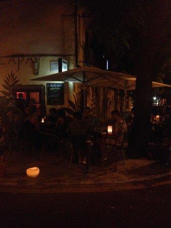 Palapa Restaurant & Bar: Mysig kväll på Palapa