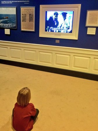 John F. Kennedy Presidential Museum & Library : Fascinating for all ages...