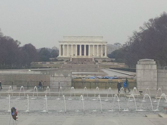 Lincoln Memorial: Reflecting Pool