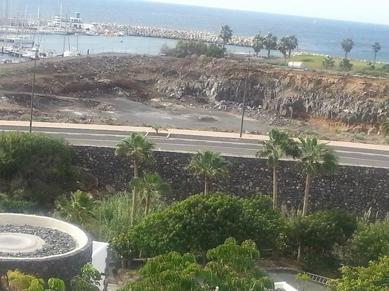 Aguamarina Golf Hotel: uff