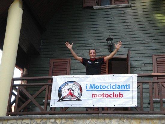 Hotel Centrale: I Motociclanti motoclub - Catania