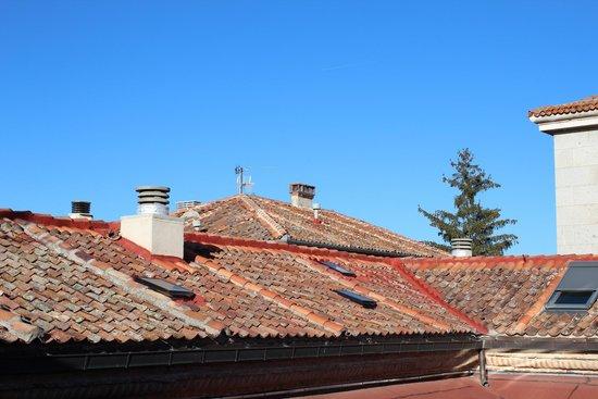 Hotel Palacio San Facundo: View on the roofs