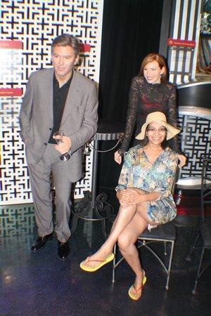 Madame Tussauds -  Las Vegas : Museu Madame Tussauds