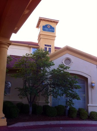 La Quinta Inn & Suites Oklahoma City Norman: Front