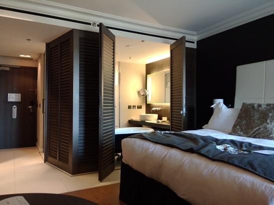 InterContinental Marseille - Hotel Dieu: chambre