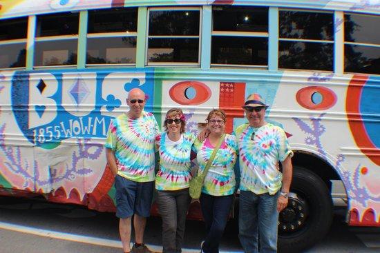 Magic Bus : the gang!