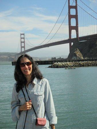 Extranomical Tours : Special Golden Gate Vantage Point