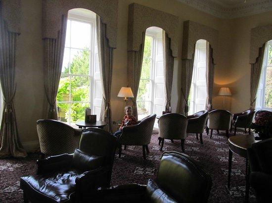 Bailbrook House Hotel: Lounge