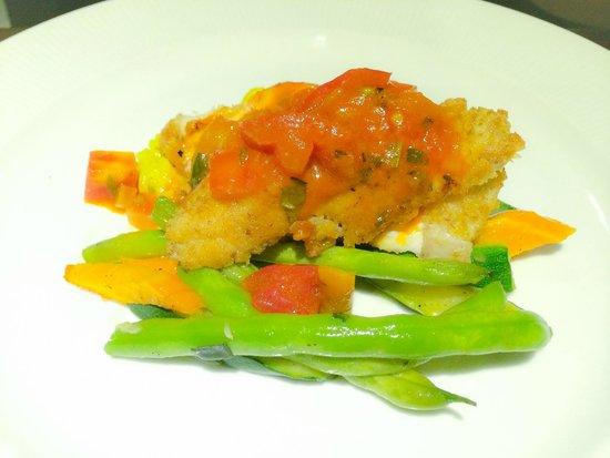 Sensatori Jamaica by Karisma: fried fish